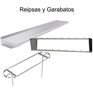 REPISAS Y GARABATOS