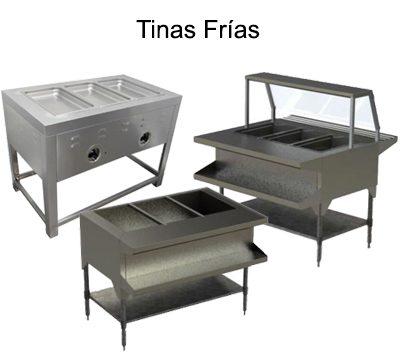TINAS FRIAS
