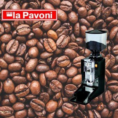MOLINOS PARA CAFÉ LA PAVONI